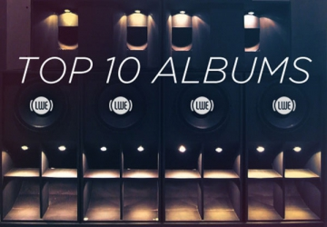 8 of the most popular albums for the year 2015