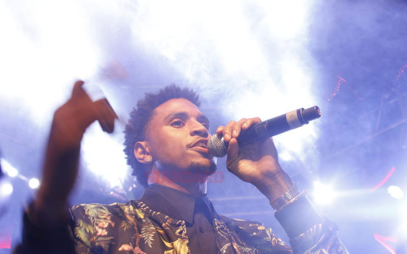 Trey Songz shuts down kidnapping and sexual assault claims