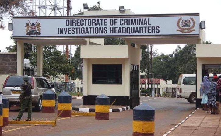 Two arrested for impersonating DCI detectives, attempting to extort MP