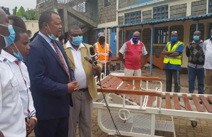 Two innovators set to pocket Sh32 million after Uhuru orders purchase of 500 beds