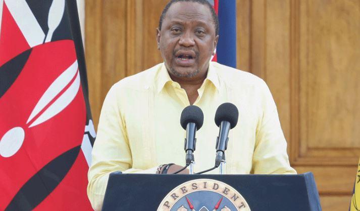 Unlock the country, Kenyans tells Uhuru