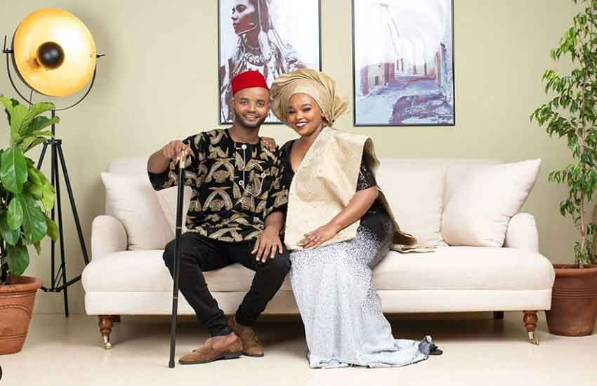 PHOTOS: Kabi, Milly WaJesus reveal son's face for first time