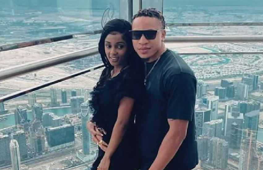VIDEO: Vanessa Mdee engaged to 'Power' actor Rotimi