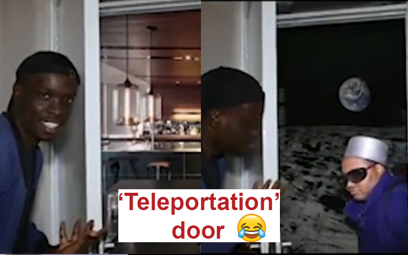 VIDEOS: Hilarious Kenyans take on the house tour challenge