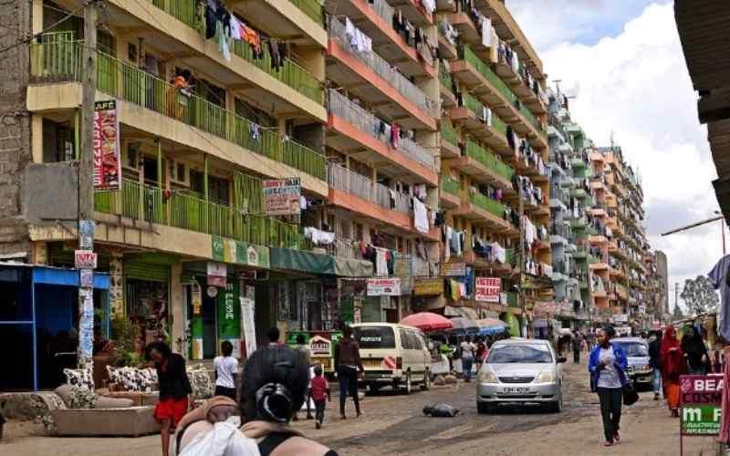 Virus pushes tenants to poorer estates
