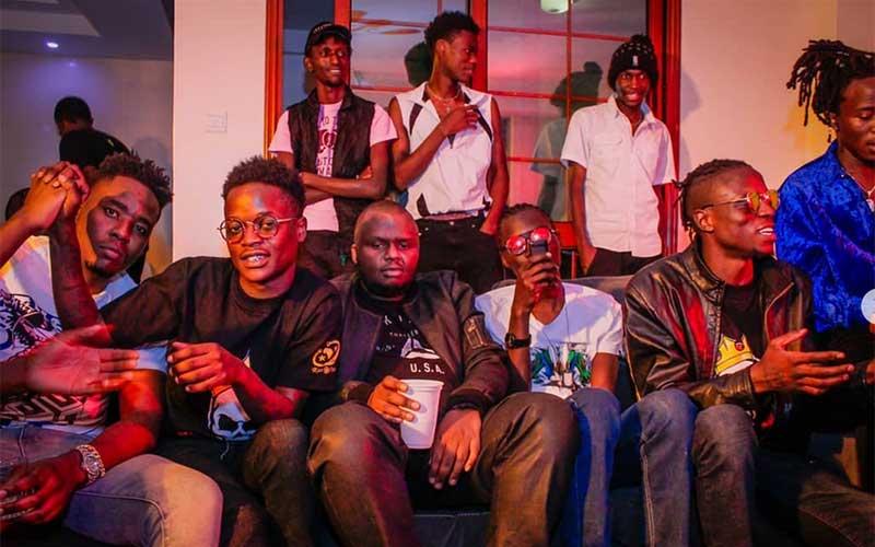 Wamocho: Mbogi Genje, Mejja and Richy Haniel release new banger
