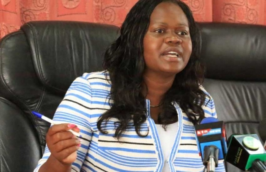 We are not beggars: Gladys Wanga rejects Ksh610,000 MPs salary