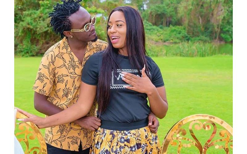 'What did I do to deserve you my King?' Diana Marua appreciates husband in hearty letter