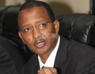 Where IEBC's Issack Hassan learnt to 'kaa ngumu'