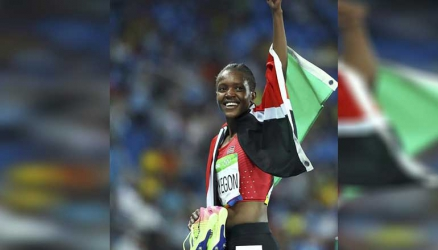 Old School: Where 'ugali kienyeji' powered 1,500 Gold medalist Faith Kipyegon