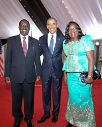 Why Baba was only given 'nusu picha' during Obama visit