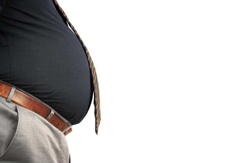 Why big bellied men can't 'ring the bell' for women