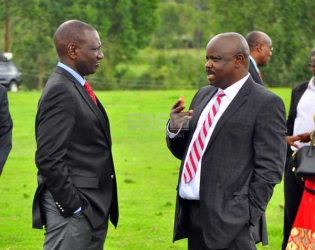 Why Deputy President William and Governor Isaac Ruto should kiss and make up