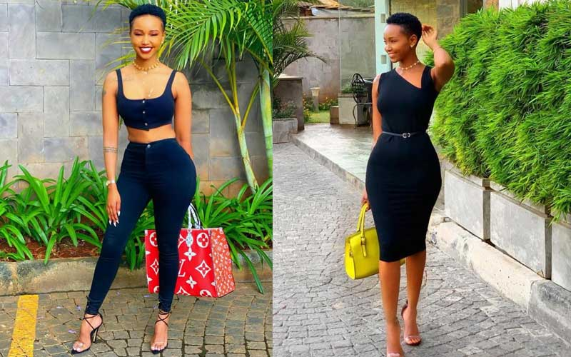 Why I have never been single: Huddah Monroe