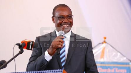 Why Kidero foundation permit was revoked
