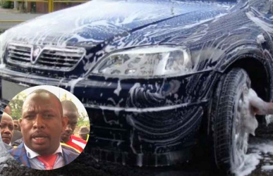 Why Kitisuru residents want Sonko to shut down this bar and car wash