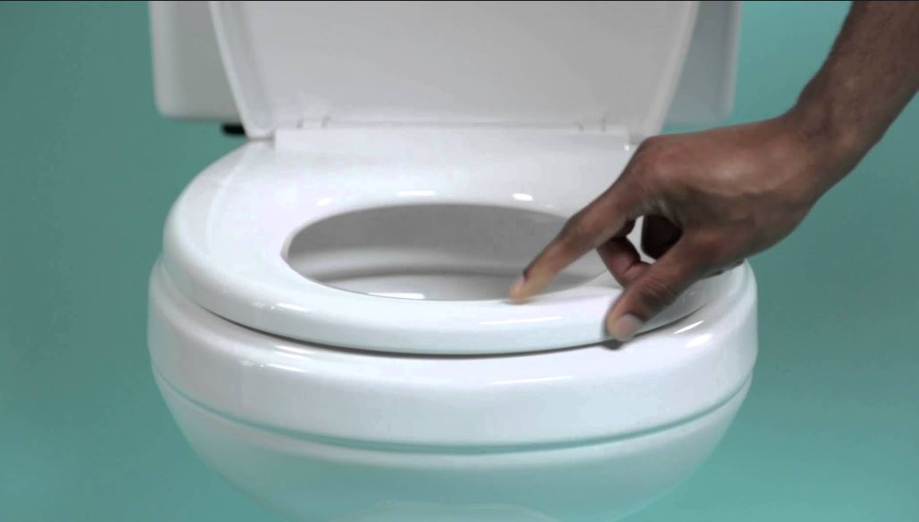 Why you should always close the toilet lid when you flush