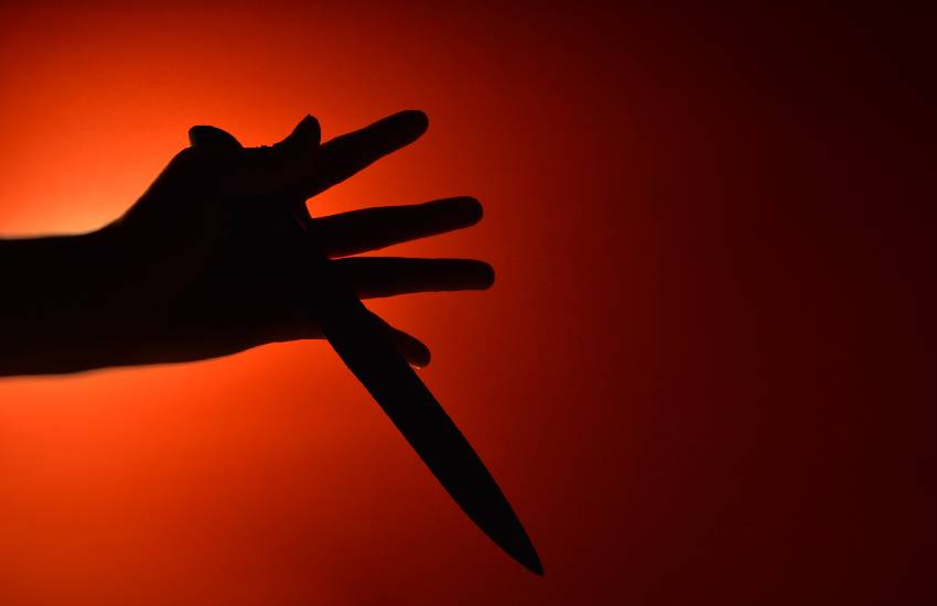 Shock as woman storms house, stabs her husband's lover to death