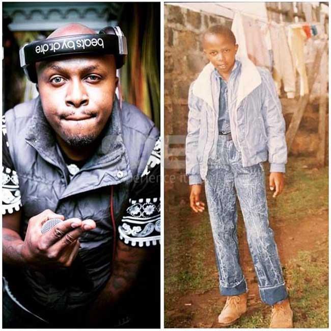 Kenyan DJ Crème de la Crème