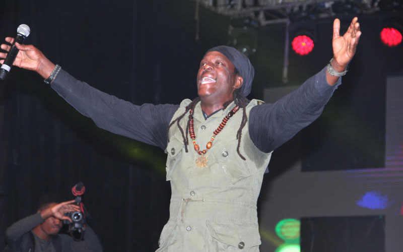 Richie Spice at 'Nobody Can Stop Reggae' Concert