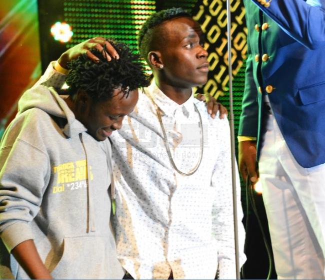 Gospel stars Bahati and Willy Paul make peace
