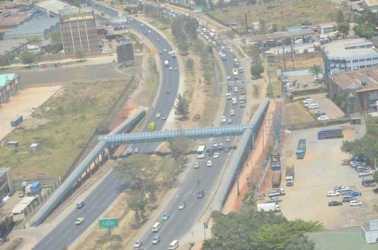 You are more likely to die of accident injuries along Mombasa Road