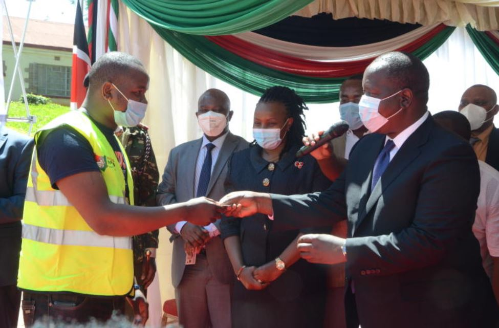 You have one year to get Huduma Namba as IDs are phased out