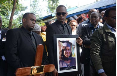 You shall be missed- Rapper Madtraxx and Dj Stylez's sister laid to rest
