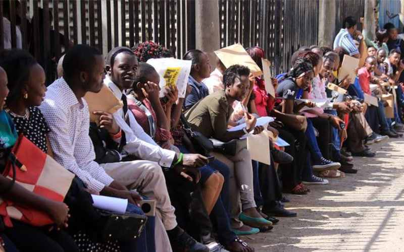 Youth to benefit from employment bureaus in counties