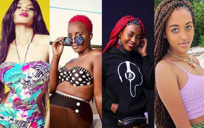 10 top Kenyan female rappers, class of 2020