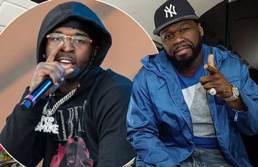 50 Cent announces he'll finish Pop Smoke's album after rapper was gunned down