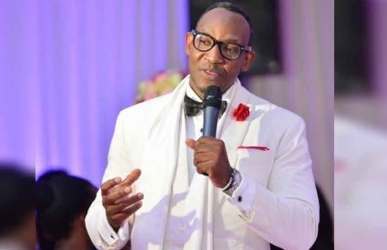 Kenyan celebrity image consultant Derek Bbanga: Of dealing with life, depression and upcoming nuptials
