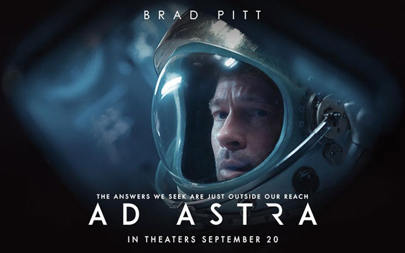 Ad Astra  movie review:  Epic movie ruined by a weak screenplay