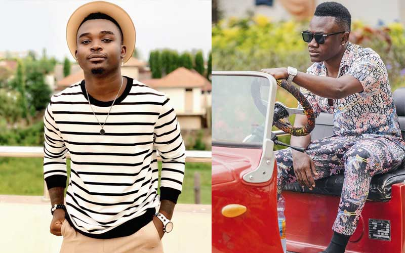Aslay addresses alleged beef with ex-Yamoto band mate Mbosso