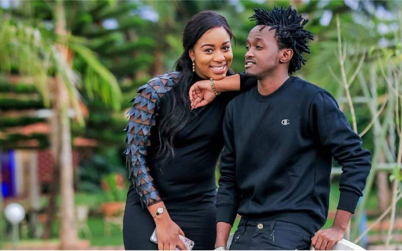 Bahati praises Diana for being an amazing mother to his four kids