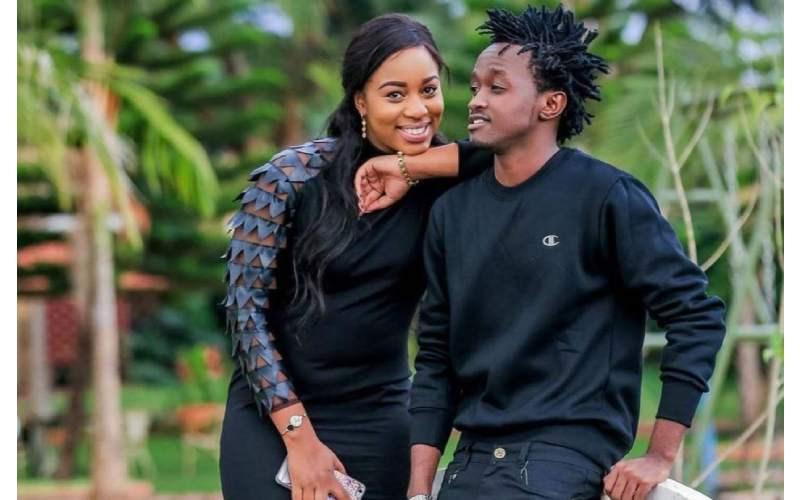 Bahati turns down Diana's request to have another baby