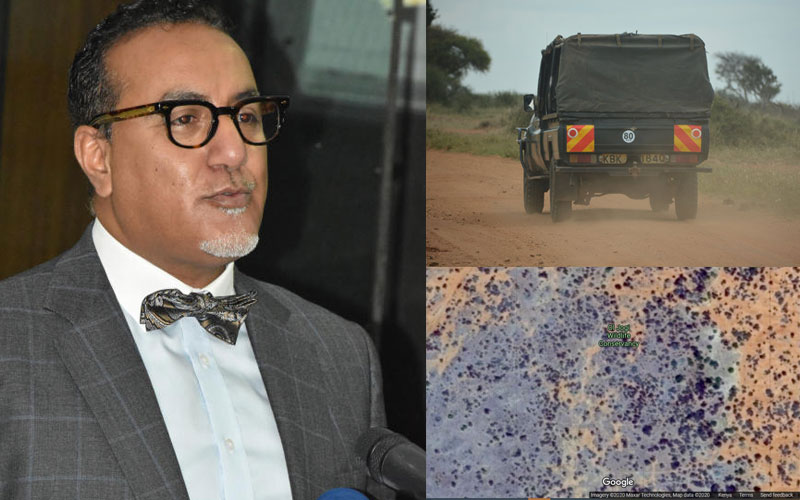 Balala orders inquiry after ranch official threatens Kenyan family at gunpoint