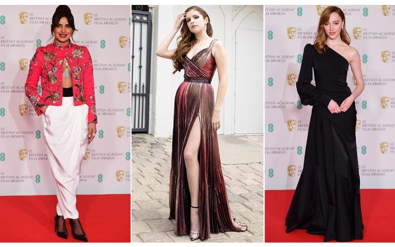 Best dressed at The BAFTA awards 2021