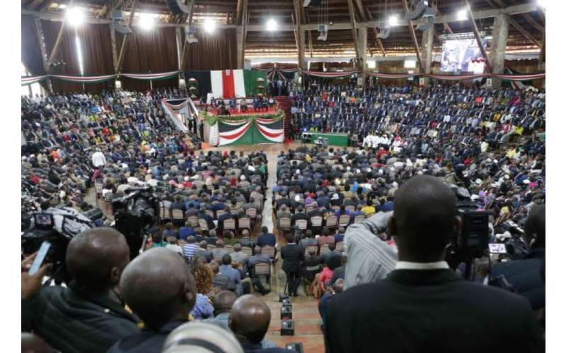 Bomas: Theatre of Kenya's push for law reforms