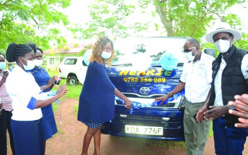 Bondo nurses respond to uproar after buying a hearse