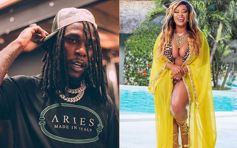 Burna Boy explains absence from protests against police brutality amid Vera links