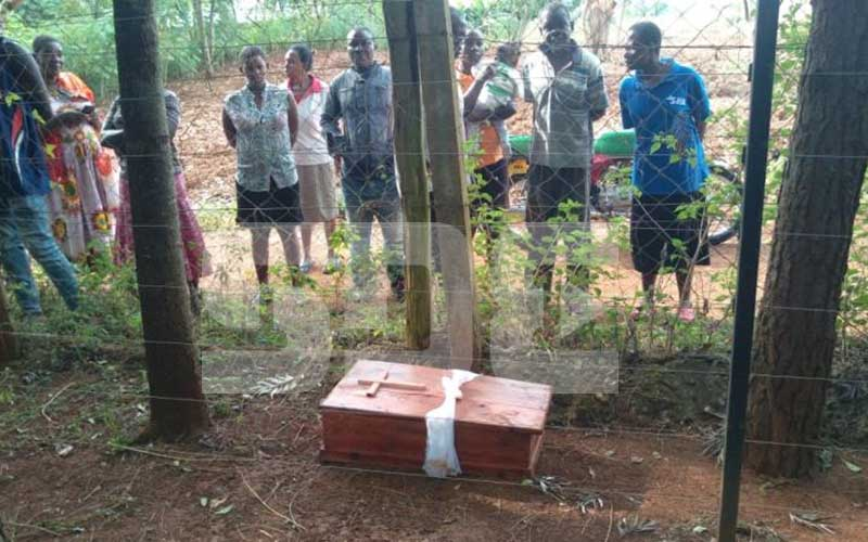 Busia: Coffin with letter found dumped at former LSK president's home