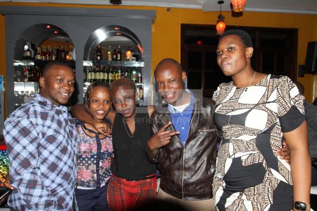 Maisha African Night