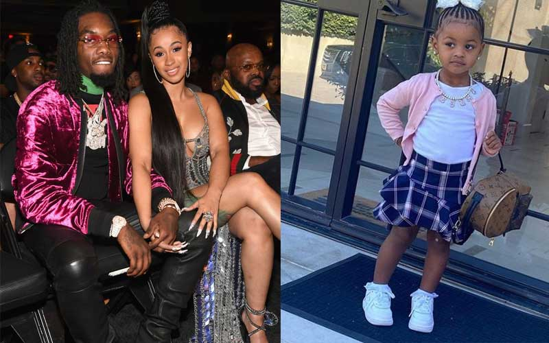Cardi B's daughter Kulture gains 657,000 Instagram followers in just 2 days