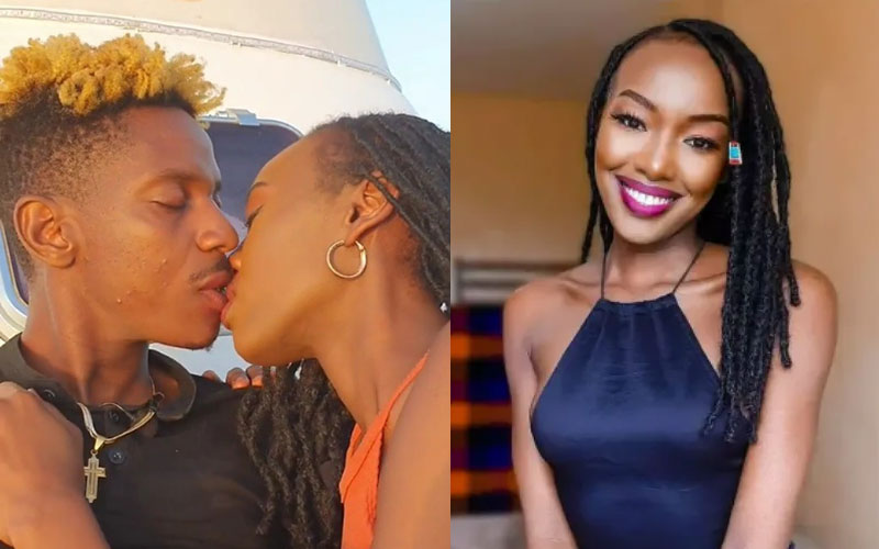 Carol of Band BeCa speaks on family's reaction after Eric Omondi 'wedding'