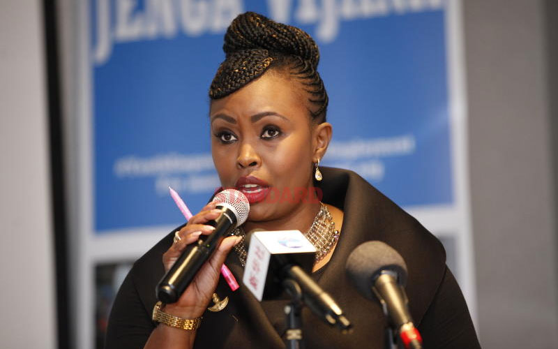 Caroline Mutoko attributes high COVID-19 mortality rate in men to unbecoming behavior