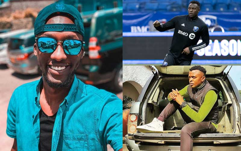 Footballer Victor Wanyama to sue Xtian Dela and socialite over defamatory statement