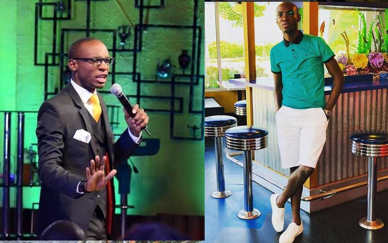 Comedian Dr Ofweneke lands job at gospel radio station