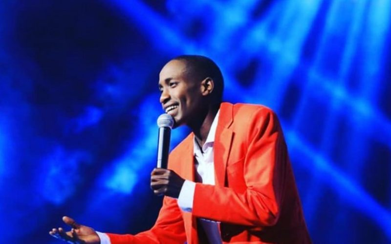Comedian Njoro says he will be away for some months as he battles depression