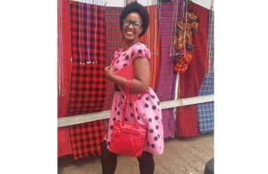 Comedian Teacher Wanjiku introduces her all female squad